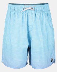 Billabong Sergio Layback Boardshorts Blue
