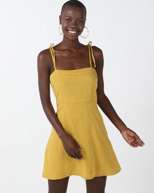b8d04558ae3b Goldie Eliza Dress Mustard
