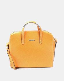 Blackcherry Bag Laptop Tote Bag Tan