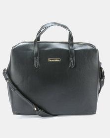 Blackcherry Bag Laptop Tote Bag Black