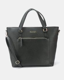 Blackcherry Bag Laptop Bag Black