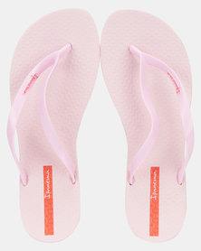 Ipanema Wave Sandals Light Pink