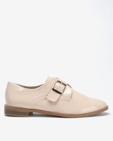 Legit Monk Strap Man Shoe Blush