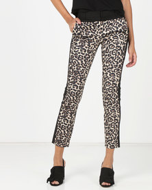 Utopia Animal Printed Trousers Multi