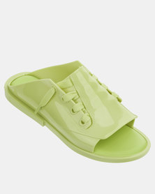 Melissa Ulitsa Slip On Lime Green