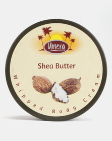 UMERA Shea Butter Whipped Body Cream 250ml