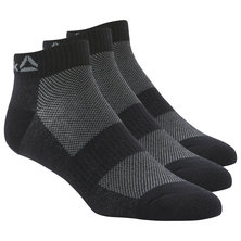 Active Foundation Ankle Socks Three Pack