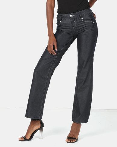 Vero Moda Flex Loose Jeans Dark Blue