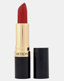 SuperLustrous Matte Lipstick Red