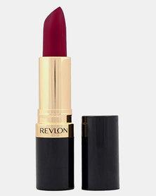 SuperLustrous Matte Lipstick Purple