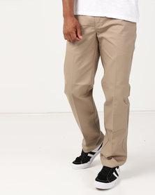 Dickies Original Tapered Trousers Khaki
