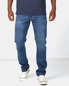 Lee Cooper M Jake Norris Slim Jeans Indigo