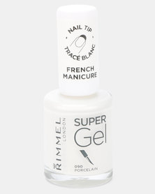 Rimmel Super Gel French Manicure Porcelain