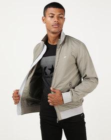 Jonathan D Hybrid Jacket Putty