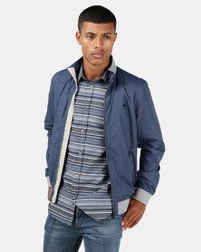 Jonathan D Hybrid Jacket Blue