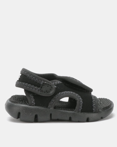 da471e173 Nike Sunray Adjust 4 Sandals Black | Zando