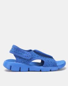 Nike Kids Sunray Adjust 4 Sandals Royal Game