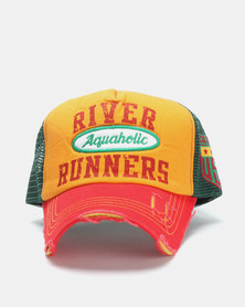 Ililily River Runners Cap Multi