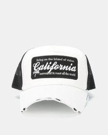 Ililily California Island Cap Multi