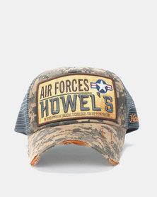 Ililily Howel's Air Force Cap Camo
