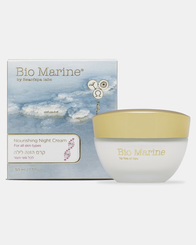 Bio Marine Nourishing Night Cream