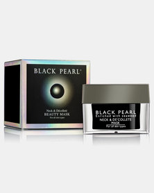 Black Pearl Neck & Decollete Beauty Mask