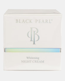 Black Pearl Perla Blanca Whitening Night Cream