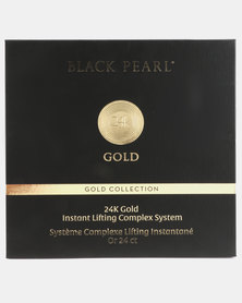 Black Pearl 24k Instant Lifting Complex System Kit