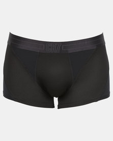 CR7 Microfibre Trunk Black/Black