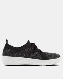 FitFlop F-Sporty Uberknit Sneakers Black