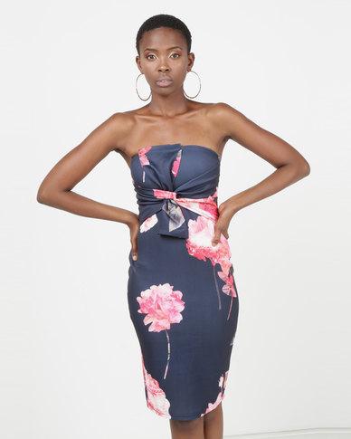 Strapless Bodycon Dress