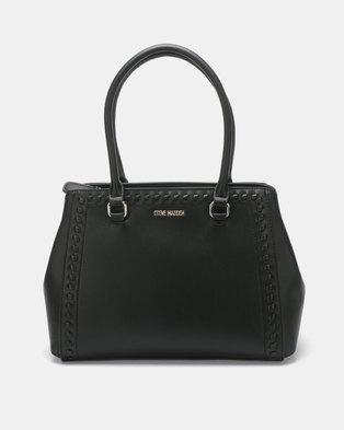 344a55506c48a Steve Madden BBONITAT Satchel Bag Black