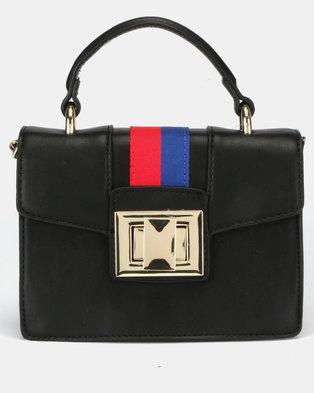 8551c34517b Steve Madden Bjada Satchel Bag Black Multi