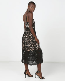 Jezebel Gown - Black