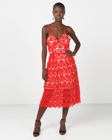 Jezebel Gown - Red