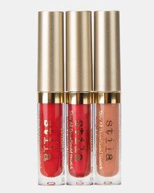 Stila Kiss Me Stila Lipstick Set Red & Nude