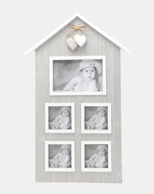 Pamper Hamper House Frame Multi