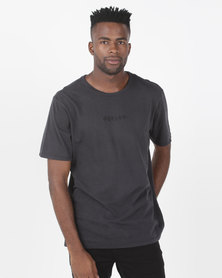 Hurley Welcome To Paradise T-Shirt Anthracite