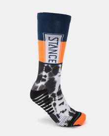 Stance Performance Inspired Crew Socks Multi