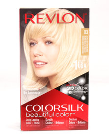 Revlon Colorsilk Permanent Hair Color Ultra Light Sun Blonde 03