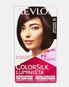 Revlon Colorsilk Luminista Hair Color Burgundy Black 12