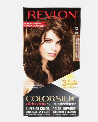 Revlon Luxurious Colorsilk Buttercream Permanent Hair Color