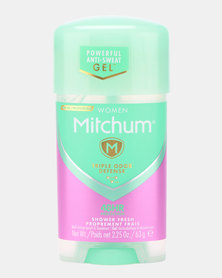 MITCHUM Triple Odor Defense Invisible Power Gel For Women 48 Hour Anti-Perspirant & Deodorant Shower Fresh