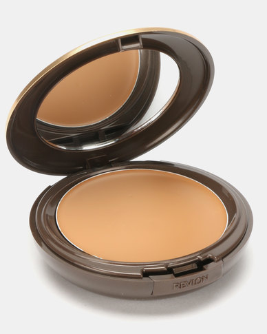 Revlon New Complexion Compact Make Up Toast