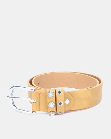 Queenspark Basic Pearl Keeper Belt Black