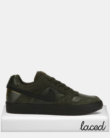 Nike SB Delta Force Vulc Men's Sneaker Sequoia/Black-Olive Flak