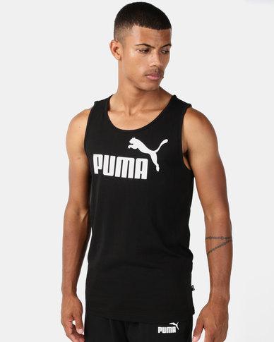 Puma Sportstyle Core Essential Tank Black