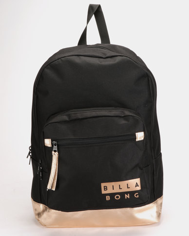 Billabong Shimmer Backpack Black
