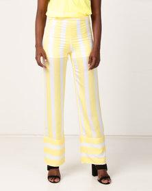 Ivyrevel Gecko Pants Yellow Stripe