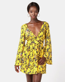 Ivyrevel Alani Dress Jungle Print